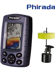 Недорогие -Радара 12 pcs 60.96 mm ЖК-дисплей 73 m Портативные Электроника Беспроводной 4×AAA Морское рыболовство Ловля со льда Пресноводная рыбалка / Ловля карпа / Обычная рыбалка / Троллинг и рыболовное судно