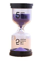 Недорогие -«Песочные часы» Стекло пластик Детские Универсальные Мальчики Девочки Игрушки Подарок