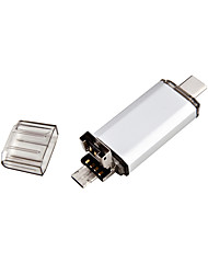 Type-C USB 2.0 Flash Drive  Flash Memory Disk for Type C MacBook Air Smartphone&Tablet  32GB