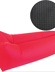 cheap -Inflatable Sofa Sleep lounger / Air Sofa / Air Chair Outdoor Camping Fast Inflatable, Portable, Heat Insulation Other / Polyester Taffeta