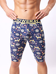 cheap -Men's Super Sexy Boxers Underwear - Print, Animal 1 Piece