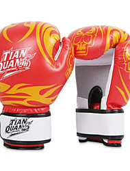 Boxing Gloves for Boxing Full-finger Gloves Protective Nylon Leather Blue Red Black
