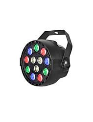 Недорогие -Светодиодные театральные лампы Волшебный светодиодный мяч Дисконтный клуб Party DJ Show Lumiere LED Crystal Light Лазерный проектор 30W -