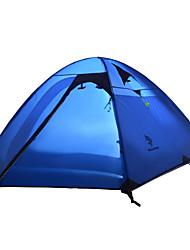 economico -3-4 persone Doppio Tenda da campeggio Una camera Tende a igloo e canadesi per Campeggio Viaggi CM