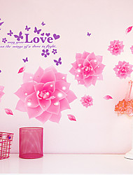 Creative Fashionable Wall Stickers Wall Decals Style Moveable Wall Stickers Decorative