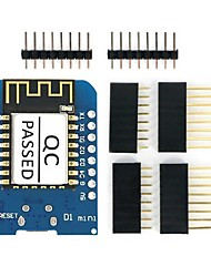 cheap -ESP8266 ESP-12F D1 Mini Wi-Fi Development Board Module Usable for Arduino IDE w/ CH340G Driver