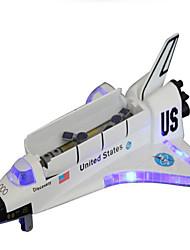 Недорогие -Игрушки Строительная техника Игрушки Квадратный Летательный аппарат Металлический сплав Куски Подарок