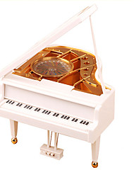 preiswerte -Musik-Box quadratischen Urlaub liefert Holz Unisex