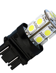 cheap -2 Pcs 3157 White 30 5050 SMD LED Car Brake Stop Lamp Light Bulb