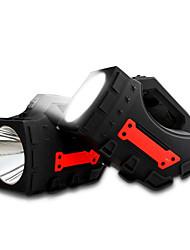 YAGE Portable Light Led Spotlights Camping 1PCS Flashlight Huntight Portable Spotlight Handheld Spotlight Light 2500mAh Battery Inside