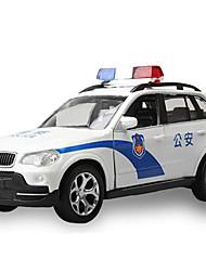 economico -Macchinine giocattolo Giocattoli Ruspa Auto della polizia Ambulanza Quadrato Lega di metallo Regalo Action & Toy Figures Giochi d'azione