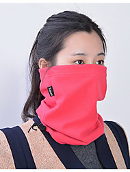 cheap -Others Unisex Sport Face Mask Dust Proof/Windproof/Thermal Free Size Camping & Hiking/Leisure Sports/Cycling