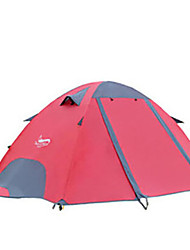 cheap -DesertFox® 2 persons Tent Double Camping Tent One Room Fold Tent Waterproof Rain-Proof for Camping 2000-3000 mm Oxford CM