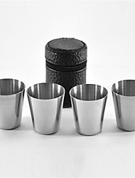 cheap -Glassware Stainless Steel, Wine Accessories High Quality CreativeforBarware 4.2*4.2*6.3 0.062