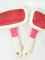New Style 360 Degrees Rotate Pet Cat Dog Comb Pet Brush Quick Clean Tool High Quality Pet Comb Dog Products