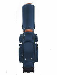 Недорогие -Golf Cart Bag На открытом воздухе Прочный 2 На колесиках Нейлоновое волокно Нейлон Для занятий спортом Спорт Гольф Муж. Универсальные