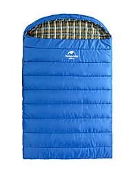 Недорогие -Спальный мешок Прямоугольный Односпальный комплект (Ш 150 x Д 200 см) 0 Пористый хлопокX140 Походы Сохраняет тепло Компактность