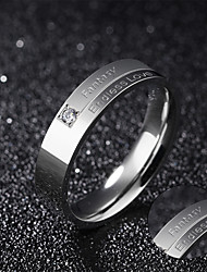 Foreign trade wholesale Korean jewelry lovers ring ring wholesale fashion on GJ243