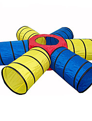 Educational Toy Play Tents & Tunnels Toys Cylindrical Kid's Children's Pieces