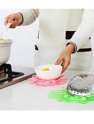 1Pcs  New Arrival Creative Style Splattering Blood Kitchen Spoon Holder Tomato Sauce Spoon Rest   Random Color