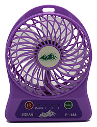 cheap -YYF188B Fan  USB Mini Charger Small Fan Portable Dormitory Table Desktop Large Wind Mute Fan
