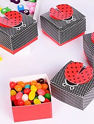 Criativo Papel de Cartão Suportes para Lembrancinhas Com Pontos Caixas de Ofertas Bolsas de Ofertas Latinhas Lembrança Jarros e Garrafas