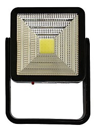 cheap -Square Portable Solar Lantern Emergency LED Outdoor Camping Lamp Waterproof USB Rechargeable Handy Light Lamps Ramdon Color