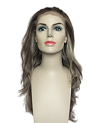 Women Lace Front Wig Synthetic Wig Heat Resistant Deep Wavy Women Costume Wigs