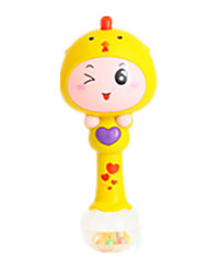 cheap -Baby Rattle Educational Toy Cylindrical Plastic Kid's Unisex Gift