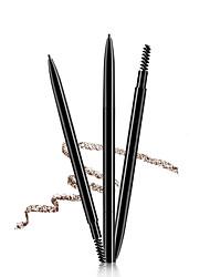 Недорогие -Продукты для бровей / Ручки и карандаши Глаза карандаш Сухие Водонепроницаемость / Покрытие / Натуральный Водонепроницаемый