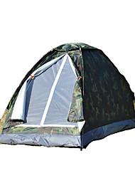 1 persona Tenda Singolo Tenda da campeggio Una camera Tenda ripiegabile Antiumidità Ompermeabile Anti-pioggia Traspirabilità per
