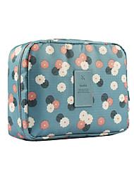 economico -Trousse da viaggio Borsa da toilette Borsa per cosmetica Organizer per valigia Astuccio per trucchi Portatile Contenitori da viaggio