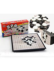 Недорогие -Настольная игра Шахматы Игрушки Круглый Детские Универсальные Куски