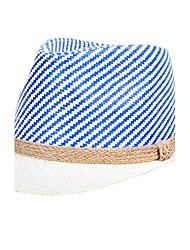 Недорогие -Для мужчин На каждый день Соломенная шляпа,Лето Соломка Пэчворк