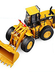 cheap -Toy Cars Die-Cast Vehicles Toys Truck Construction Vehicle Excavator Toys Square Truck Excavating Machinery Metal Alloy Plastic Pieces