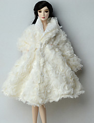 cheap -Casual More Accessories For Barbie Doll Coat For Girl's Doll Toy