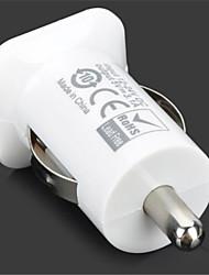 Недорогие -автоматический двойной USB-зарядное устройство для автомобиля