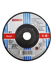 Folha de polir ângulo Bosch (trituração de metais) 125 * 22.2 * 6mm / 1