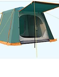 CAMEL 5-8 persone Tenda Doppio Tenda da campeggio Una camera Tenda ripiegabile per Escursionismo Campeggio Viaggi CM