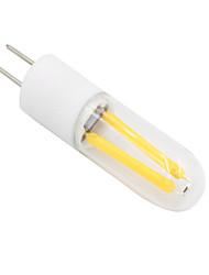 economico -1.5W G4 Luci LED Bi-pin T 2 COB 140-180 lm Bianco caldo Luce fredda K Decorativo V