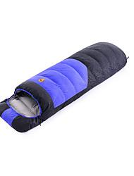 Sacco a pelo Rettangolare Singolo -35-25- AnatraX80 Campeggio All'aperto Tenere al caldo