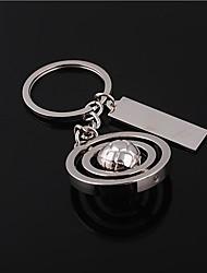 porte-clés favorise alliage d'aluminium keychains-pièce / set faveurs de mariage