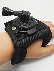 economico -Custodia con cinturino a strappo Per Videocamera sportiva Tutti Altro