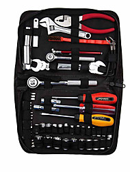 JTECH Electronic Maintenance Kit 66 Pieces 180066 Key Chain Hexagonal Wrench