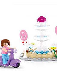 cheap -DIY KIT Building Blocks For Gift  Building Blocks Leisure Hobby Square Toys