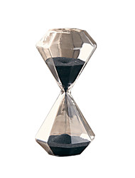 cheap -Nordic Wind Modern Minimalist Bedroom Study Office Hotel Home Living Room Ornament Glass Hourglass Decoration