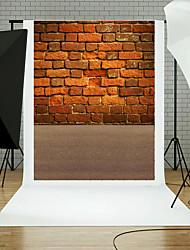 Sfondo bambino foto studioprops muro di mattoni sfondo di fotografia vinile 5x7ft