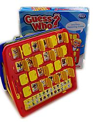 Недорогие -Настольные игры Игрушки Игрушки Животные Квадратный Игрушки Куски Не указано Детские Подарок