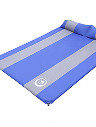 cheap -Inflated Mat Beach Camping Traveling Outdoor Indoor PVC Moistureproof/Moisture Permeability Waterproof Breathability Wicking