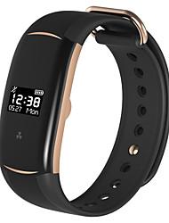 H1 Bracelet d'Activité iOS AndroidEtanche Longue Veille Calories brulées Pédomètres Enregistrement de l'activité Santé Sportif Moniteur